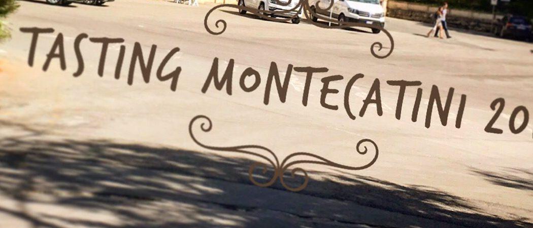 Tasting Montecatini – Terme Tettuccio
