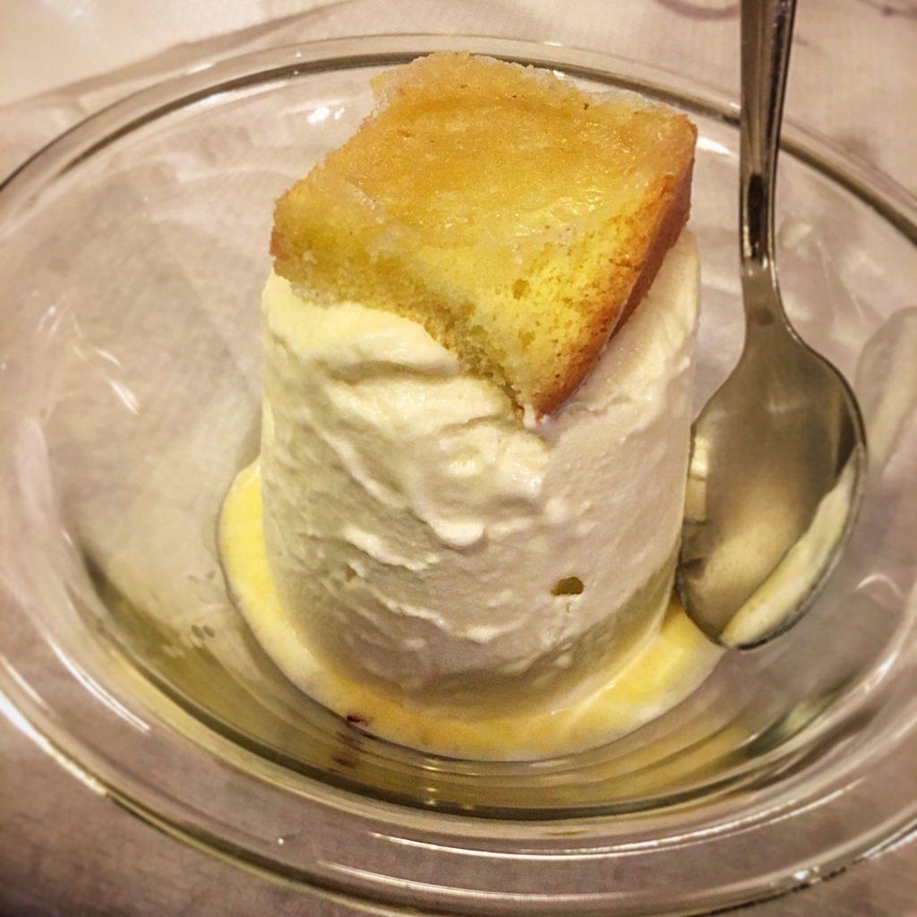 Da Demè, Mangiare a manovella, Dessert versilia