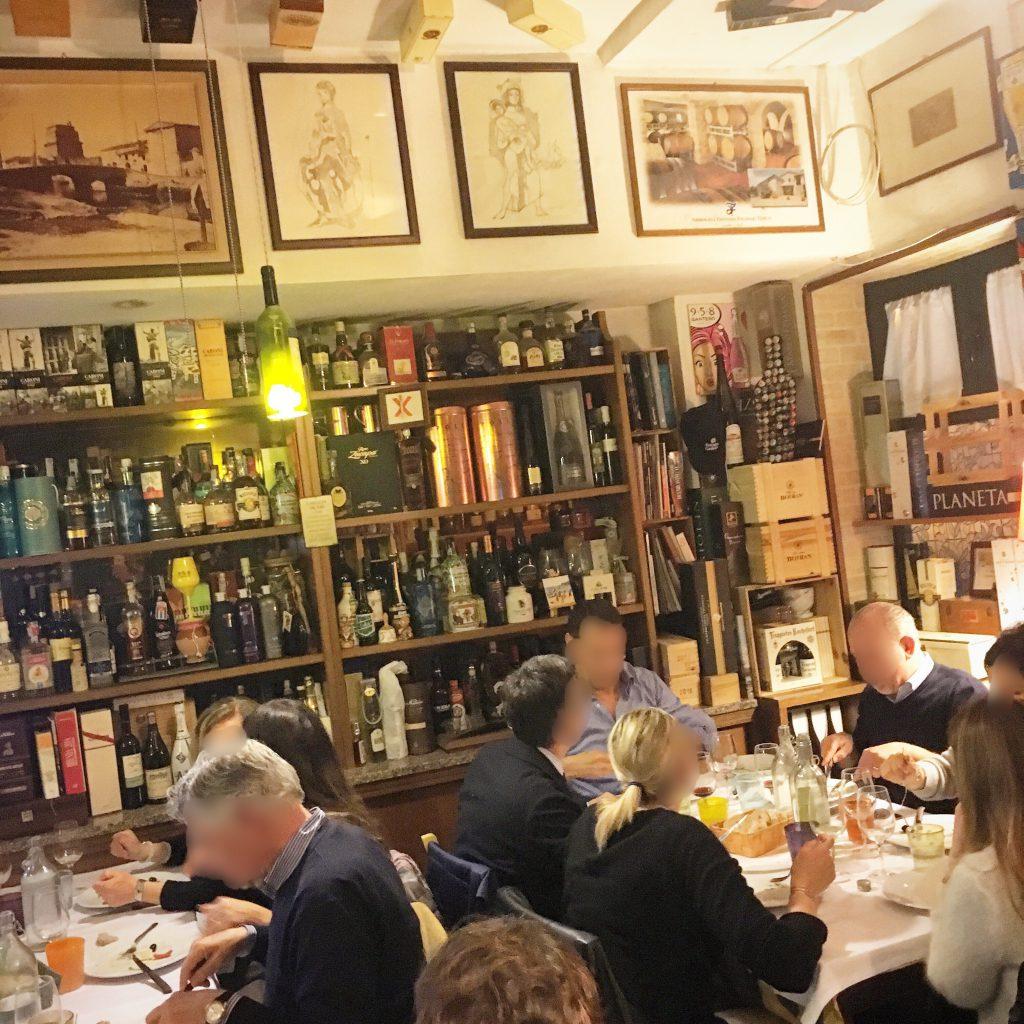 Gli Amici del Gusto, Viareggio, Mangiare a manovella