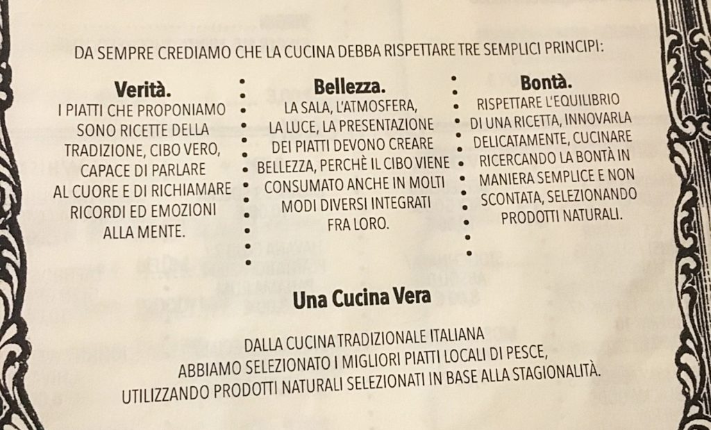 Lucifero, Viareggio, Mangiare a manovella, Roberta Patalani, Design