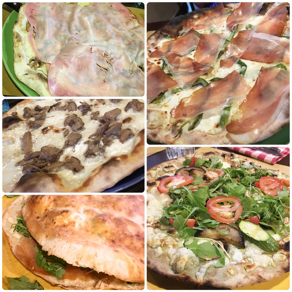 Ristorante Egisto, Montecatini, Mangiare a manovella, Pizzeria, Aleandro Roncara
