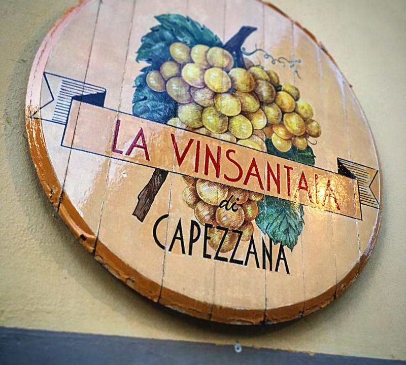 La Vinsantaia di Capezzana