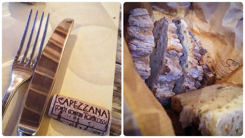 La Vinsantaia di Capezzana, Prato,, Mangiare a Manovella, Sandro Verdiani