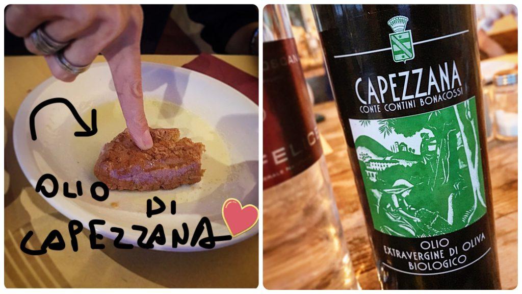 La Vinsantaia di Capezzana, Olio, Mangiare a Manovella, Sandro Verdiani