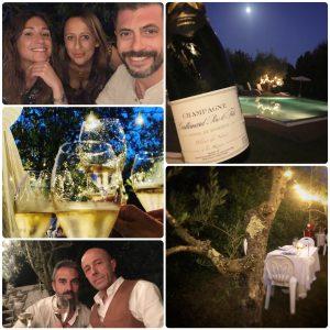Pizza & Champagne, Villa del Dottore, Montecarlo, Mangiare a manovella, Bonci