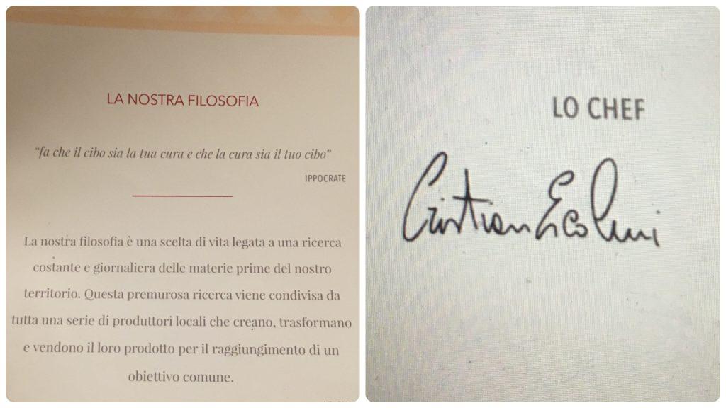 Trattoria Abbondanza, Pistoia, Mangiare a manovella, Sandro Verdiani, Cristian Ercolini
