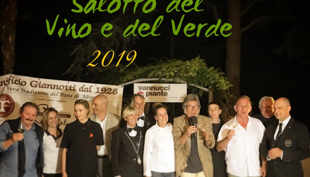 Salotto del Vino e del verde – 2019 – Montecarlo