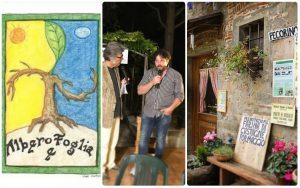 Albero e Foglia pescia, Salotto del vino e del verde 2019, Montecarlo, ristorante la torre, mangiare a manovella