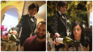 Salotto del vino e del verde 2019, Montecarlo, ristorante la torre, mangiare a manovella, ais lucca