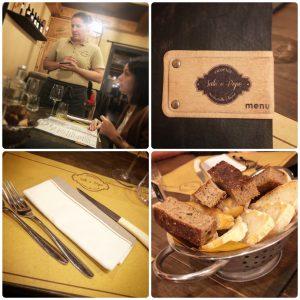 Sale e pepe cicceria, monsummano terme, mangiare a manovella, sandro verdiani