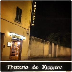Trattoria da Ruggero, Firenze, Mangiare a manovella, Sandro Verdiani