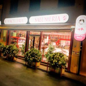 Macelleria Papini, Pieve a Nievole, Mangiare a manovella
