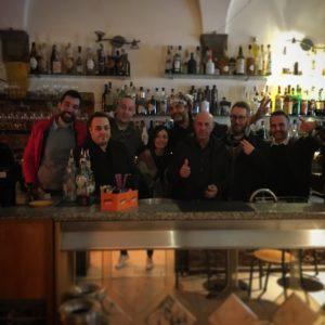 Peschino, Caffè del mercato, Lucca, Mangiare a manovella