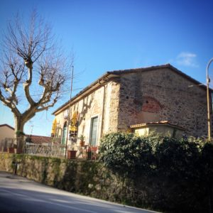 Circolo SOMS Capriglia, Mangiare a manovella, Pietrasanta