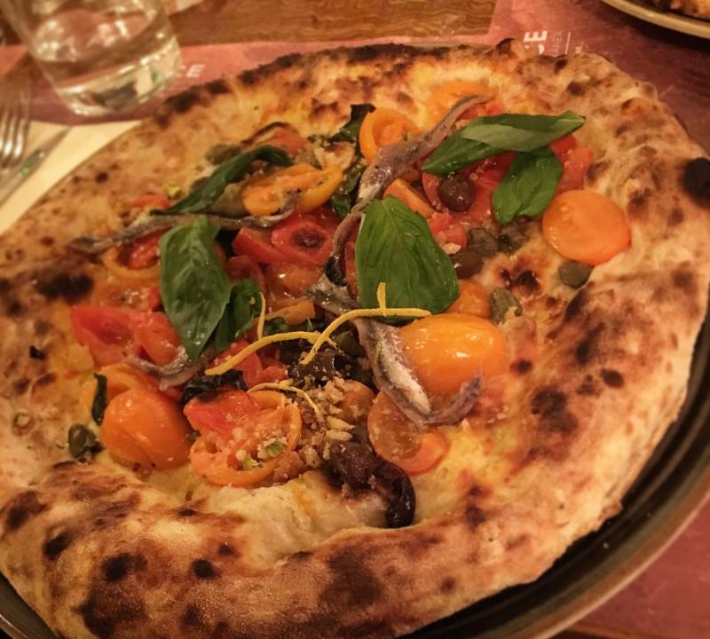 Pizzeria La Fenice - Mangiare a manovella