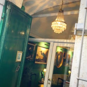 Melissa Tea Room & Cakes, Sarzana, Mangiare a manovella