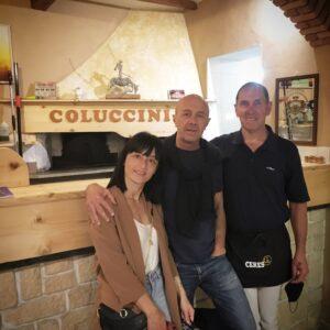Bar Ristorante Coluccini, Massarosa, Mangiare a manovella, Bistecca