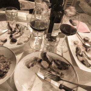 Poggio ai santi, Bar Sal8 Agricolo, San Vincenzo, Mangiare a manovella