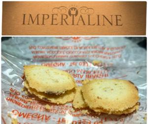 Le Imperialine, Pasticceria Iraghi, Mangiare a manovella