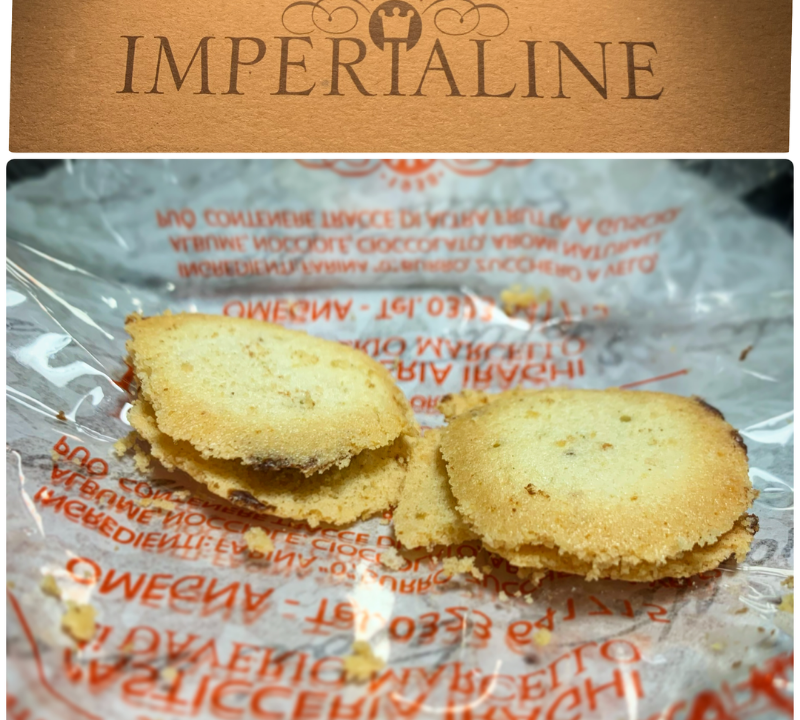 Le Imperialine - Pasticceria IRAGHI