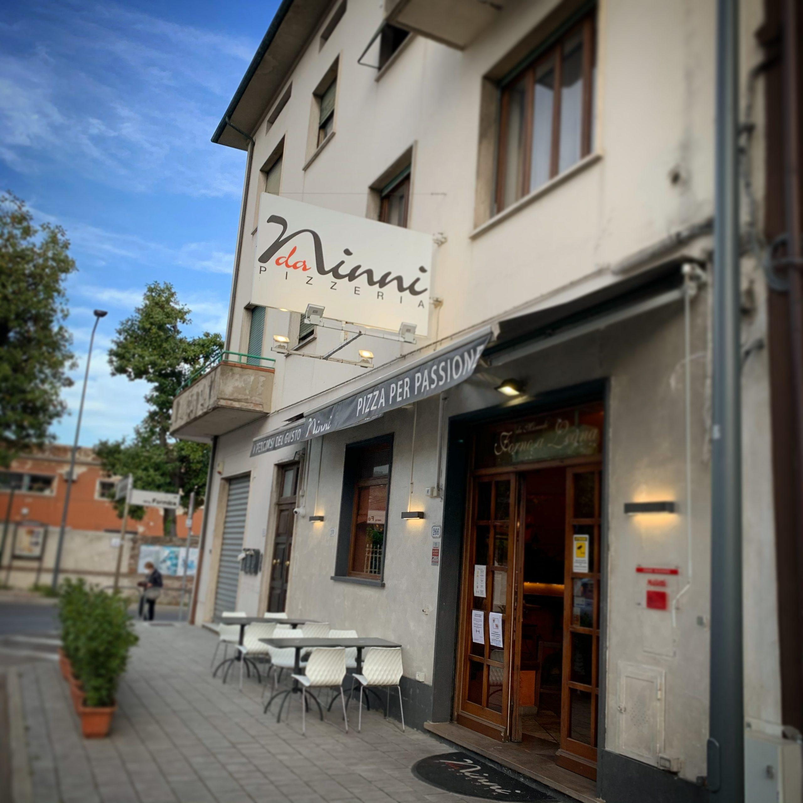 Pizzeria da NINNI – Lucca
