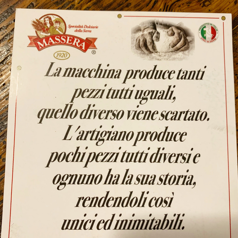 Pasticceria Massera - Mangiare a manovella