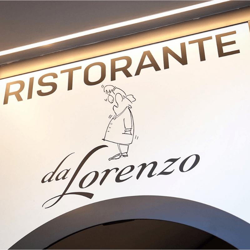 Caseificio Comellini, Mangiare a manovella Ristorante da Lorenzo