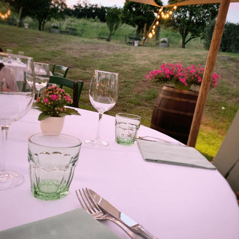 In Cantina - Lucca - Mangiare a manovella