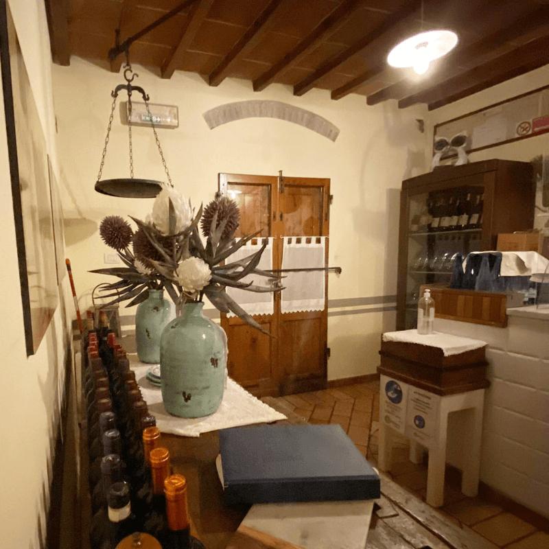 Il Piccolo Trianon, Mangiare a manovella, Firenze